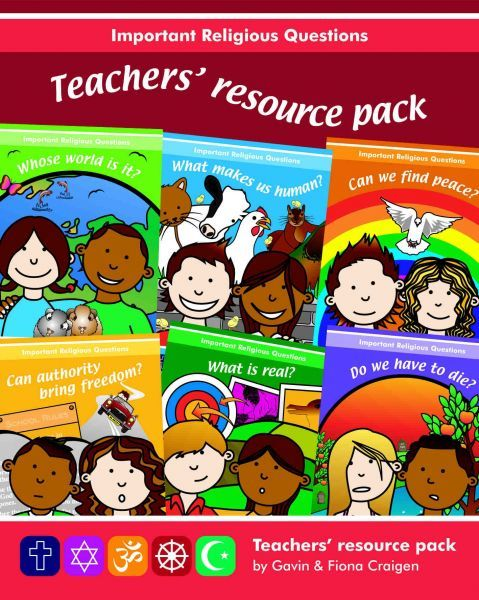 Important Religious Questions - Teachers' Resource Pack