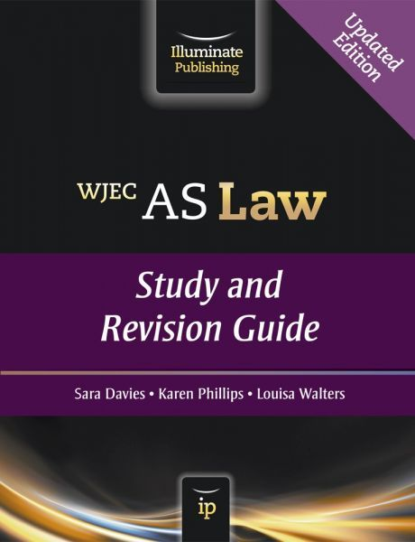 WJEC AS Law: Study and Revision Guide